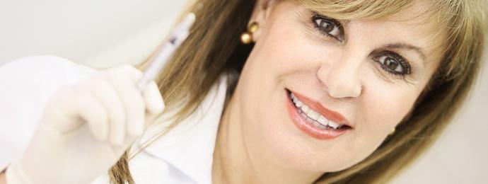 """Entrevista Dra. Virtudes Ruíz: """"El objetivo no es llegar a los 70 años con un aspecto de 30. Eso es descabellado"""""""