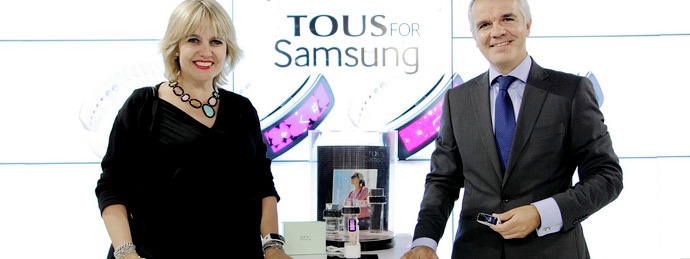 Nuevo Gear Fit TOUS for Samsung