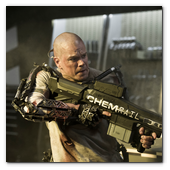 :: Pulse para Ampliar :: Matt Damon stars in Columbia Pictures' ELYSIUM.