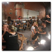 :: Pulse para Ampliar :: BCNJUL014.- 080 Barcelona Fashion: backstage