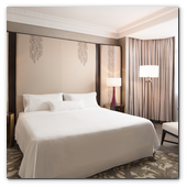 :: Pulse para Ampliar :: Hotel Westin Palace Madrid: Executive Suite Bedroom